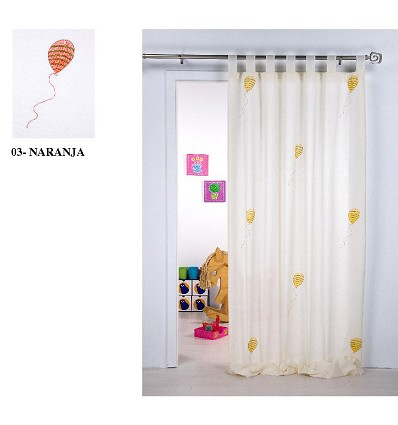 Bambini Tenda Ready-Made 140X260 cm.