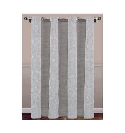 Ready-Made Curtain With Rings (1 Piece) 200X260 cm.