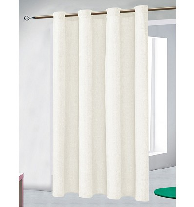 Ready-Made Curtain With Rings 300X260 cm.