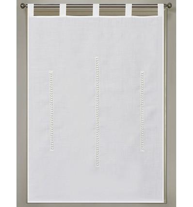 Rideau Prêt-À- Presillas 60X130 cm. (1 Pièce)