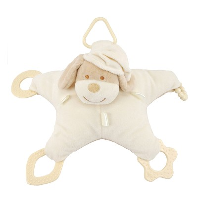 """""""Dog"""" Toy + Bitter 100% Polyester (1 Piece)"""