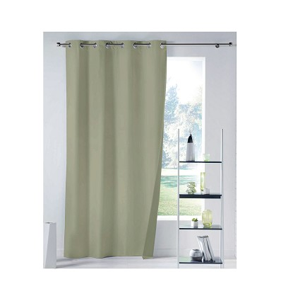 Blackout Curtain With Rings 140X260 cm.
