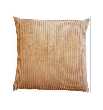 Cuscino Di Velluto A Coste 60X60 cm.