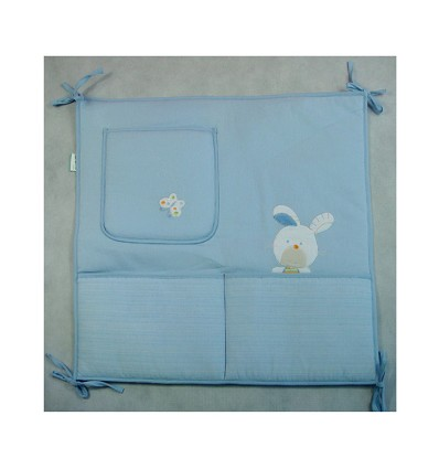 """Wall With Pockets """"Bunny"""" (1 Piece)"""