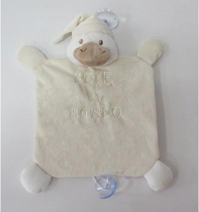 """Brinquedo """"Bebê À Bordo"""" Patinho (1 Peça)"""