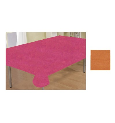 Stain-Resistant Smooth Tablecloth 140X140 cm.