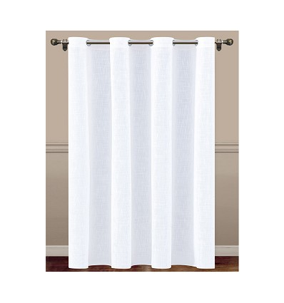 Ready-Made Curtain With Rings (1 Piece) 140X260 cm.