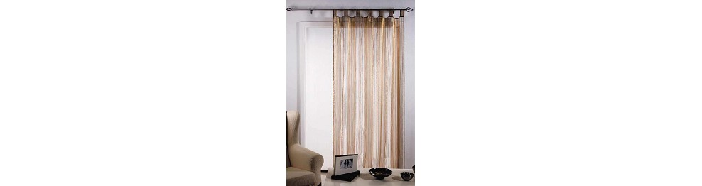 HOME CURTAINS WITH LOOPS