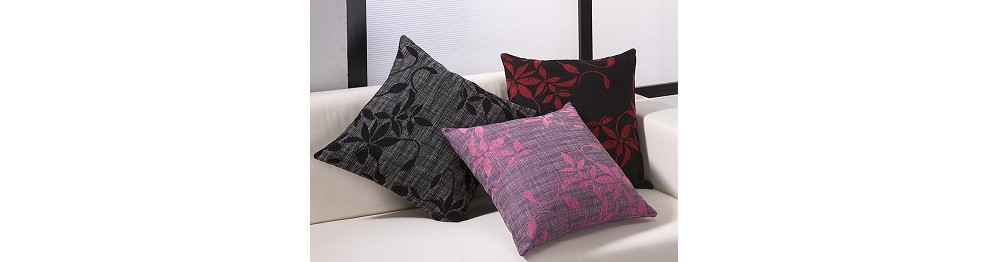 CUSHIONS UPHOLSTERY
