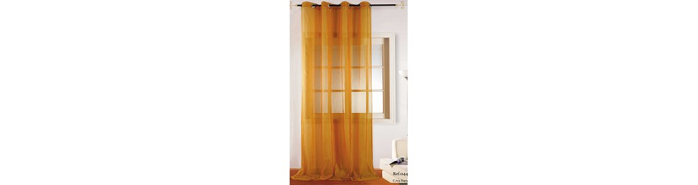 HOME CURTAINS WITH RINGS